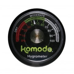 Analogue Hygrometer Reptile Monitor