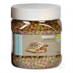 Komodo Tortoise Diet Fruit & Flower 170gm