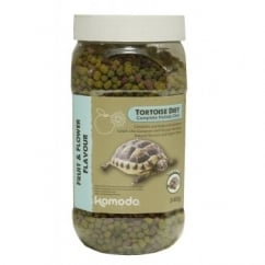 Komodo Tortoise Diet Fruit & Flower 340gm