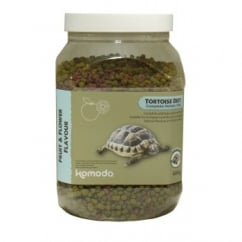 Komodo Tortoise Diet Fruit & Flower 680gm