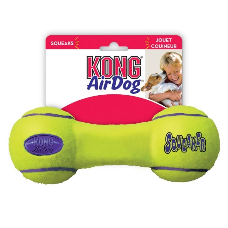 Kong Air Dog Dumbell Dog Play Toy Small
