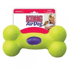 Kong Air Dog Squeaker Bone Dog Play Toy - Small