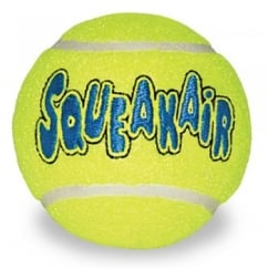 Kong Air Dog Squeaker Tennis Ball - Regular