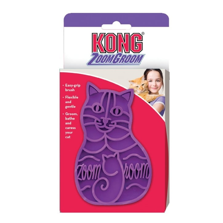 Kong Cat and Rabbit Zoom Groom