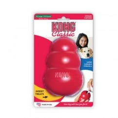 Classic Dog Toy Red Giant