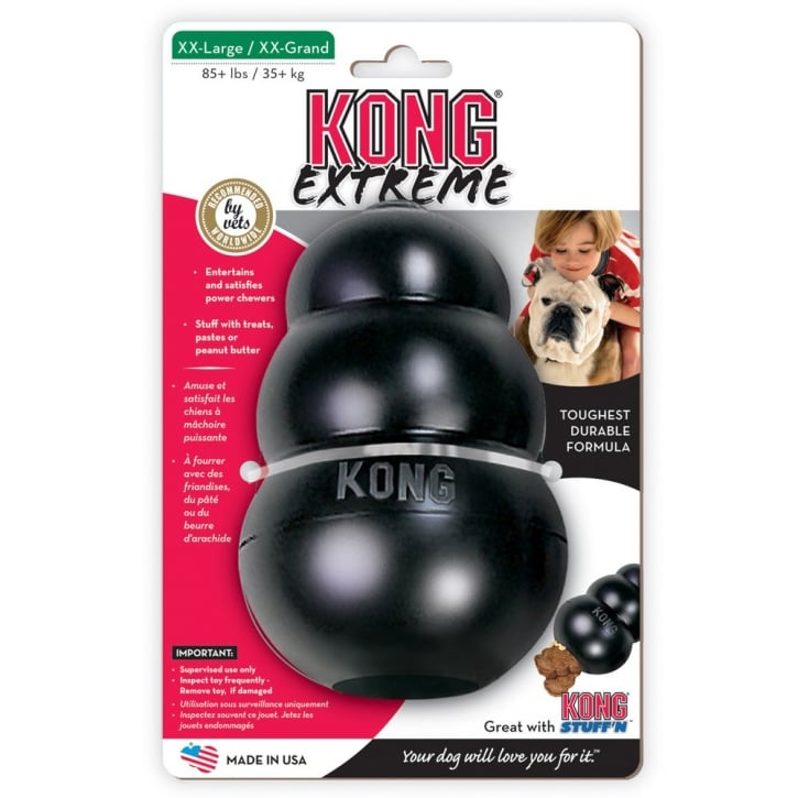 Kong Extreme Kong Dog Play Toy - Extra Extra Large