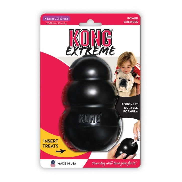 Kong Extreme Kong Dog Play Toy - Extra Large
