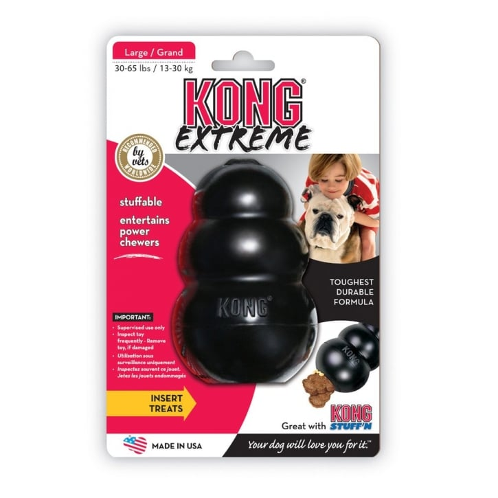Kong Extreme Kong Dog Play Toy - Large