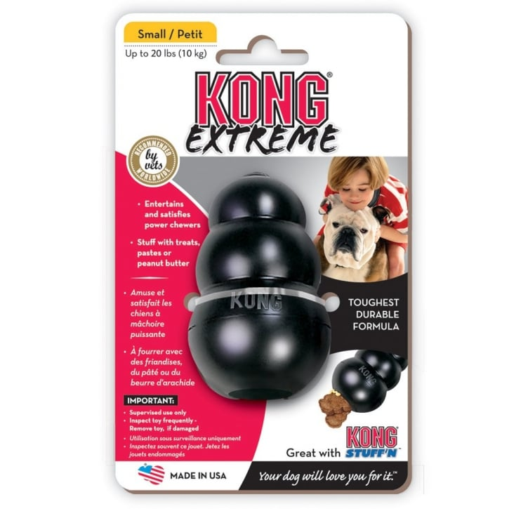 Kong Kong Extreme Black Small