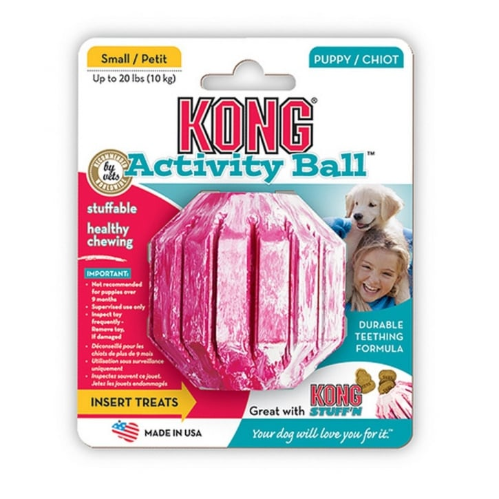 Kong Kong Puppy Activity Ball - Small