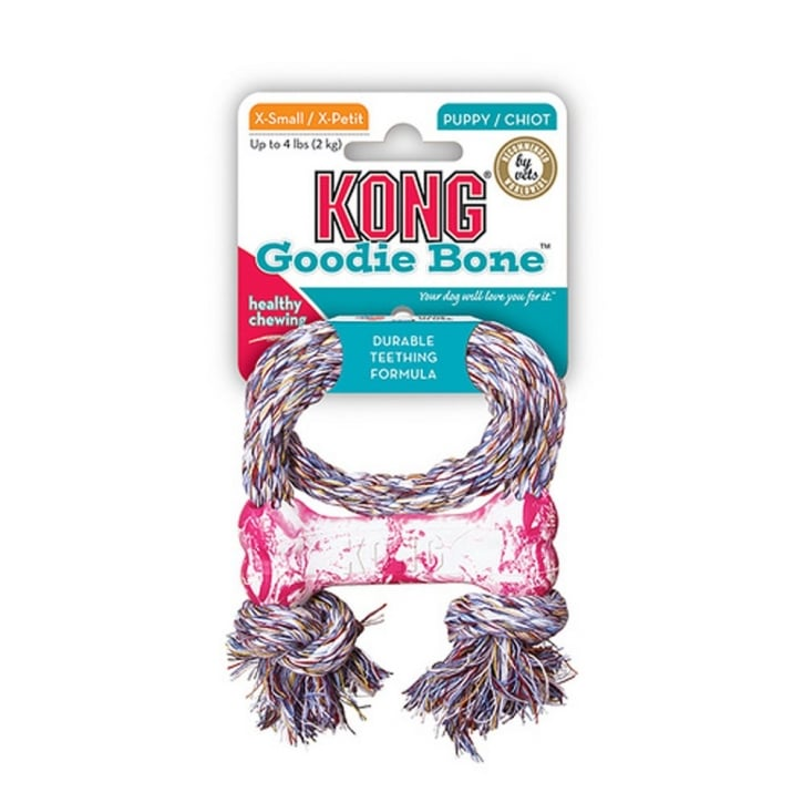 Kong Puppy Goodie Bone Extra Small.