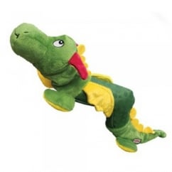 Shakers Plush Dragon Dog Toy Medium/Large