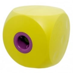 Buster Dog Treat Ball & Play Toy - Lime