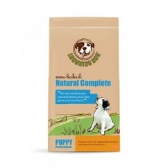 Natural Complete Puppy Dog Food Chicken 2.5kg