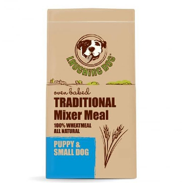 Laughing Dog Traditional Mixer Meal for Puppies & Small Dogs 10kg