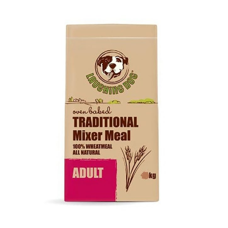 Laughing Dog Traditional Terrier Meal Dog Mixer 2.5kg