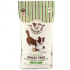 Laughing Dog Wonderfully Wheat Free Complete Adult Dog Food Lamb 12kg