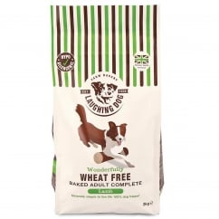 Wonderfully Wheat Free Complete Adult Dog Food Lamb 2kg