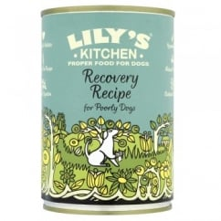 Recovery Recipe Wet Dog Food 400g