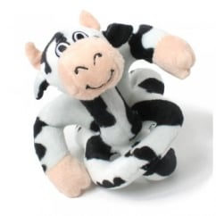 Plush Talking Mini Moo Cow Dog Toy