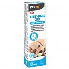 Teething Gel For Puppies 50g