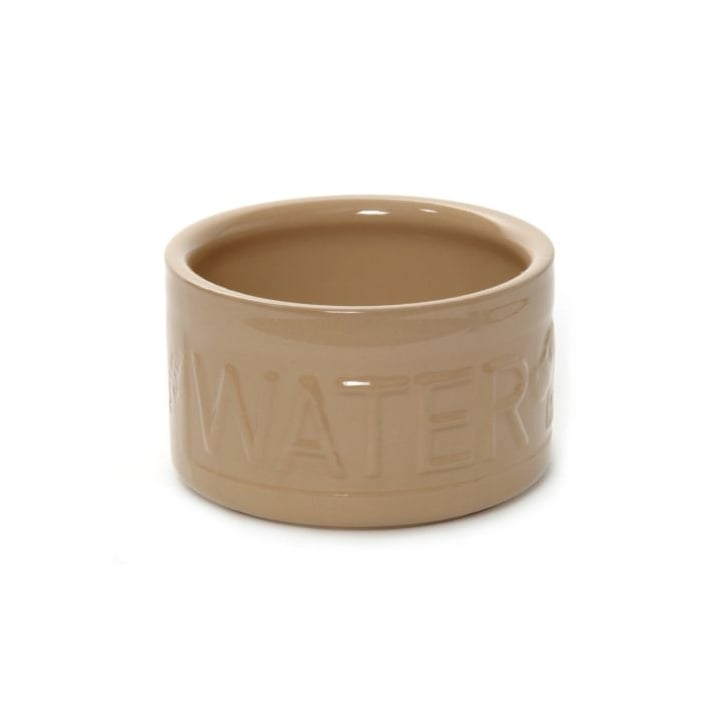 Mason Cash Cane Ceramic High Sided Lettered Dog Water Bowl 6