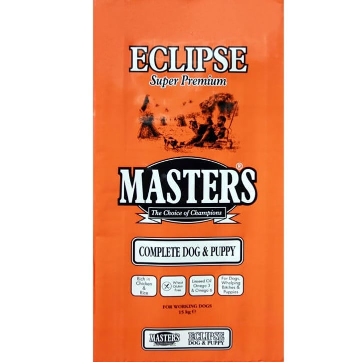 Masters Eclipse Complete Dog & Puppy Dog Food 15kg