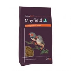 Mayfield Foreign Finch Seed - 20kg