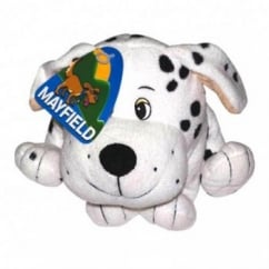 Softy Spot Dog Toy.