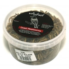 Wild Bird Mealworms - 500ml