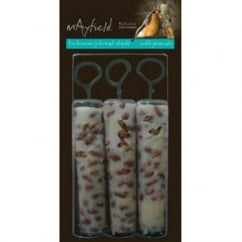 Mayfield Wild Bird Treat - Fat Stick With Peanuts.pack3