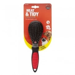Combi Brush For Dogs With Short-medium Coats Large