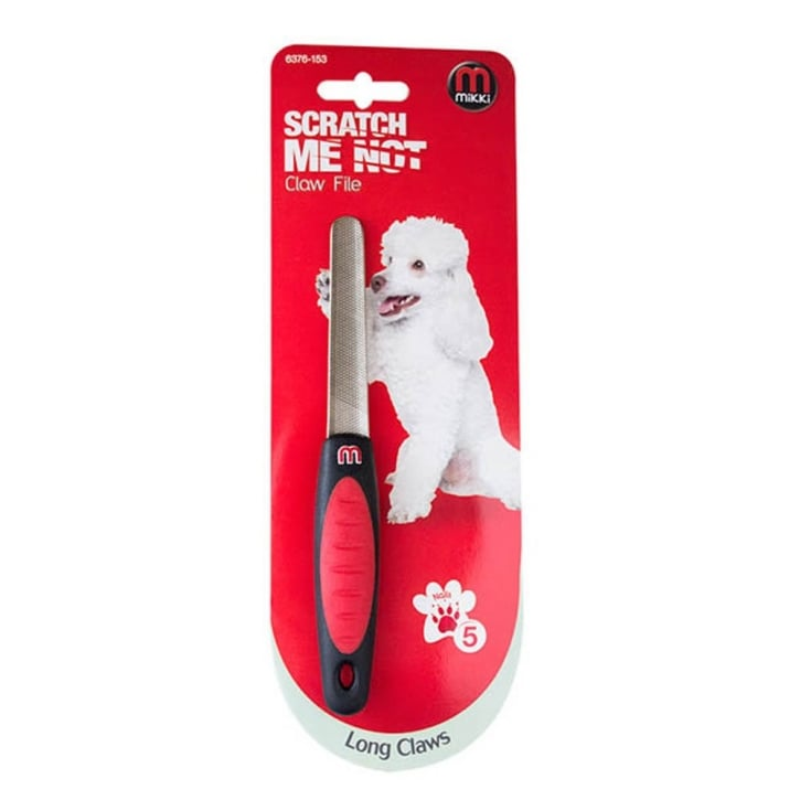 Mikki Dog Claw Nail File