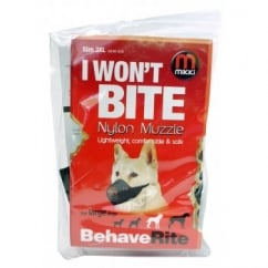 Mikki Dog Muzzle - Size 3xl