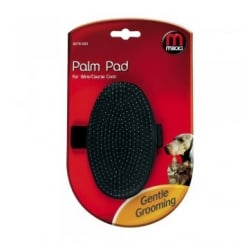 Palm Pad Dog Groomer for Wire/Coarse Coats