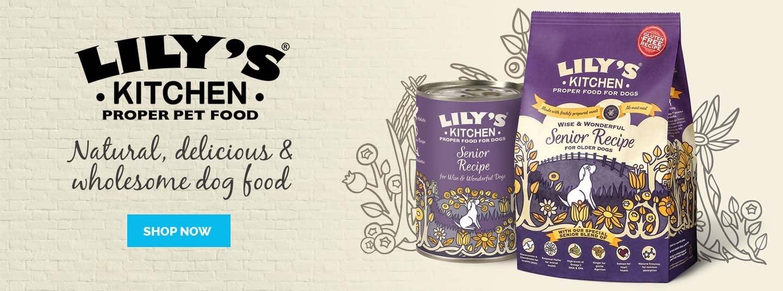Lily's Kitchen Proper Pet Food - Shop Now