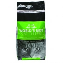 MPM Worlds Best Cat Litter - Clumping Formula 3.18kg