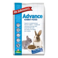 Mr Johnsons Advance Rabbit Food 3kg