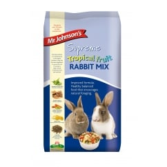Mr Johnsons Supreme Tropical Fruit Rabbit Food 2.25kg