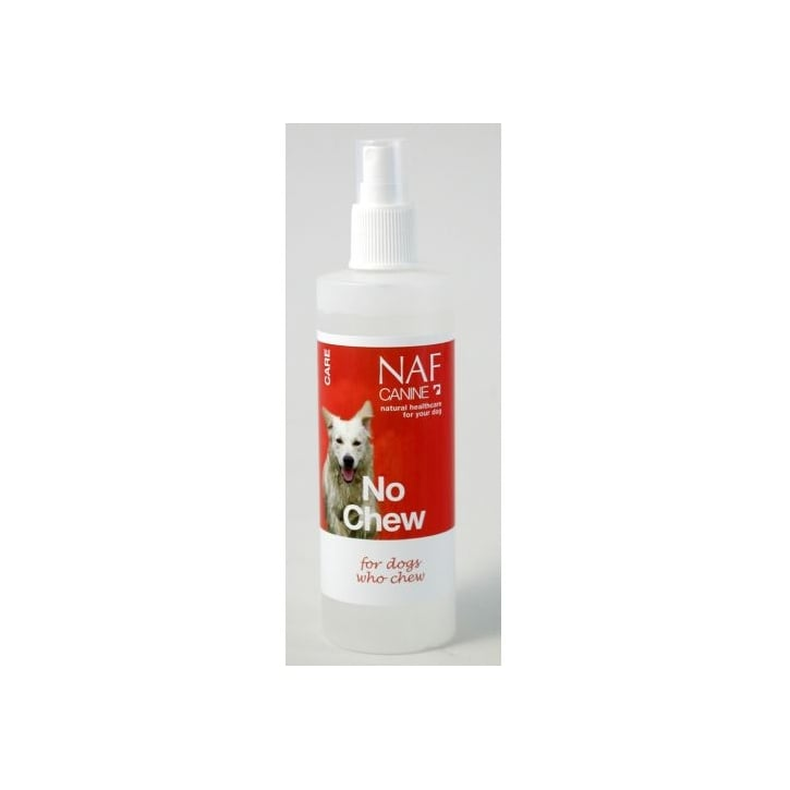 NAF (Natural Animal Feeds) Canine No Chew Deterrent For Dogs & Puppies 250ml