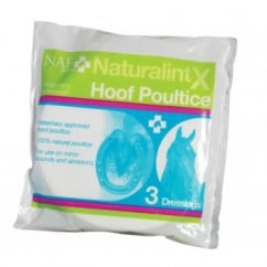 First Aid Naturlintx Horse Hoof Poultice Pack 3