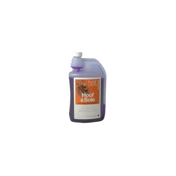 NAF (Natural Animal Feeds) Hoof & Sole Horse Remedy 1 Litre