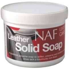 NAF (Natural Animal Feeds) Horse Leather Solid Soap - 450gm