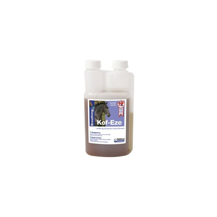 NAF (Natural Animal Feeds) Kof-Eze Horse Syrup 500ml