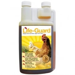 NAF (Natural Animal Feeds) Life-Guard Poultry & Game Tonic 250ml
