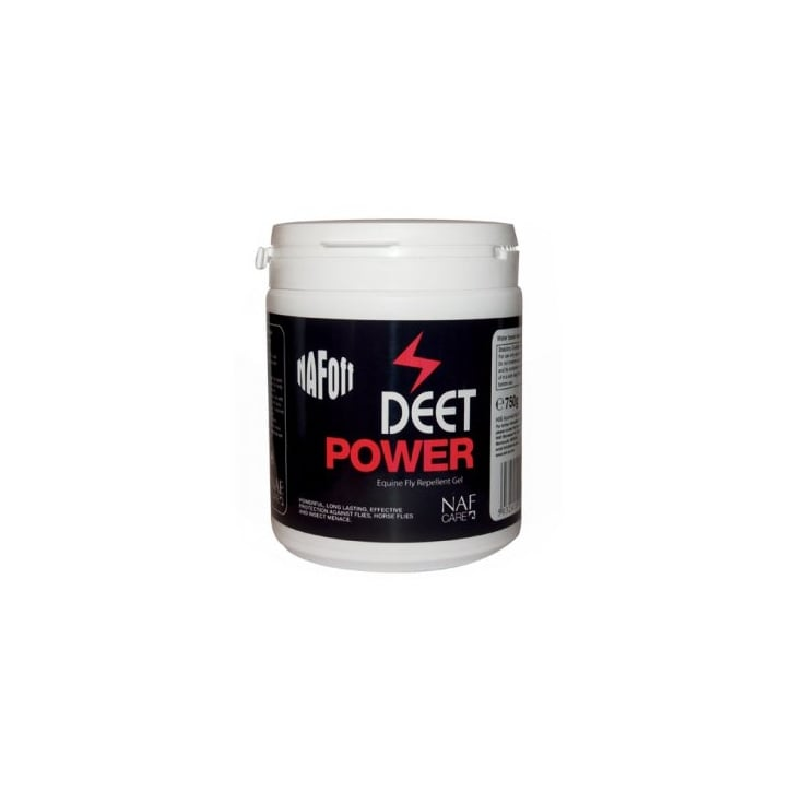 NAF (Natural Animal Feeds) NAF Off Deet Power Fly Repellent Gel 750g