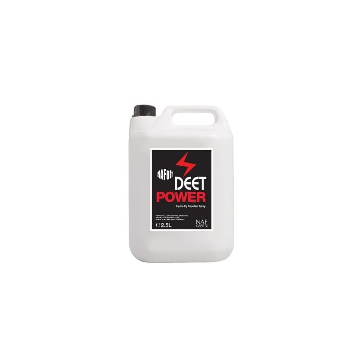 NAF (Natural Animal Feeds) NAF Off Deet Power Fly Repellent Spray 2.5 Litre
