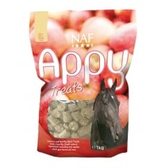 NAF (Natural Animal Feeds) Appy Horse & Pony Treats 1kg