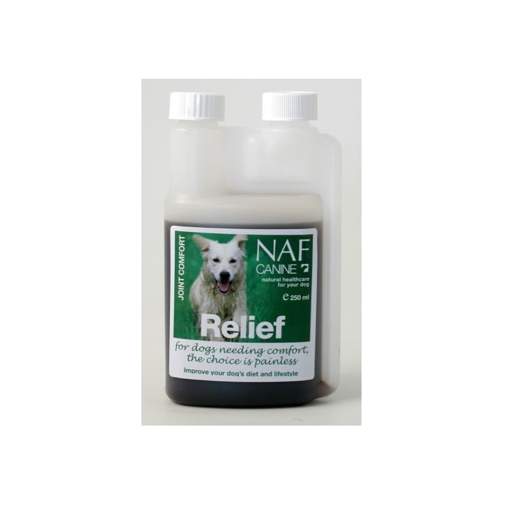 NAF (Natural Animal Feeds) Canine Joint Relief 250ml