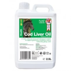 Cod Liver Oil Horse Supplement 1ltr
